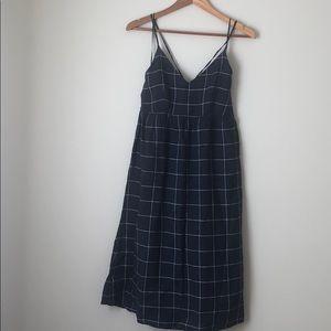 Cynthia Rowley linen baby doll dress. Size 4